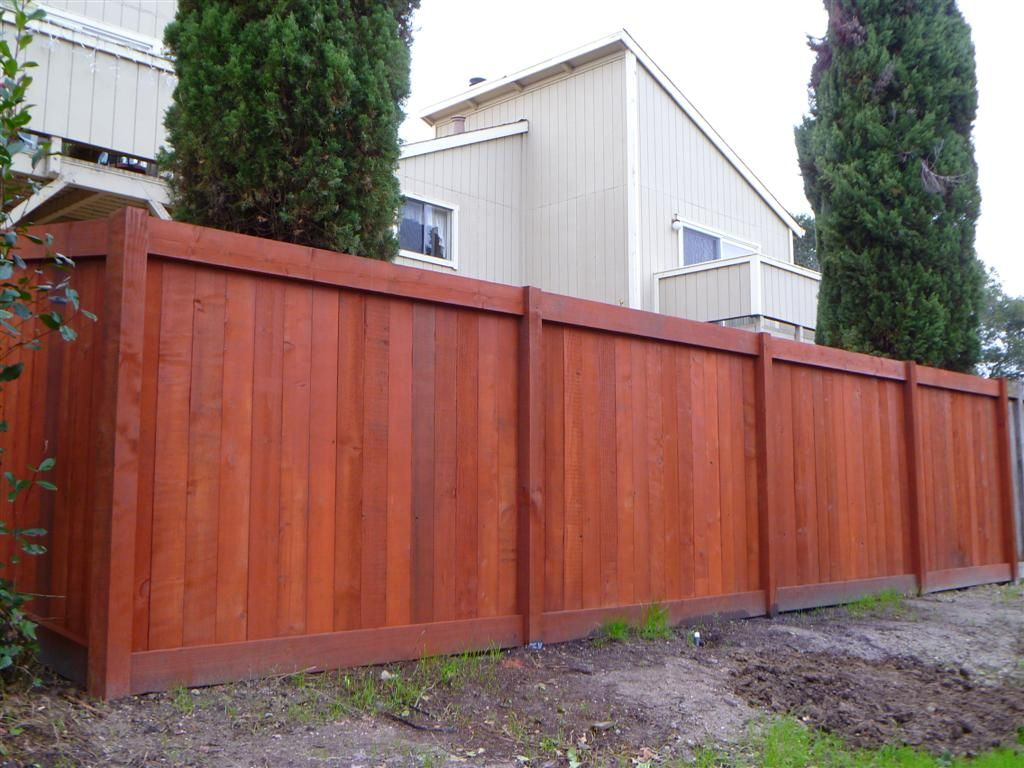 Tips For Applying Stain To A Wood Fence Staining Wood Fence