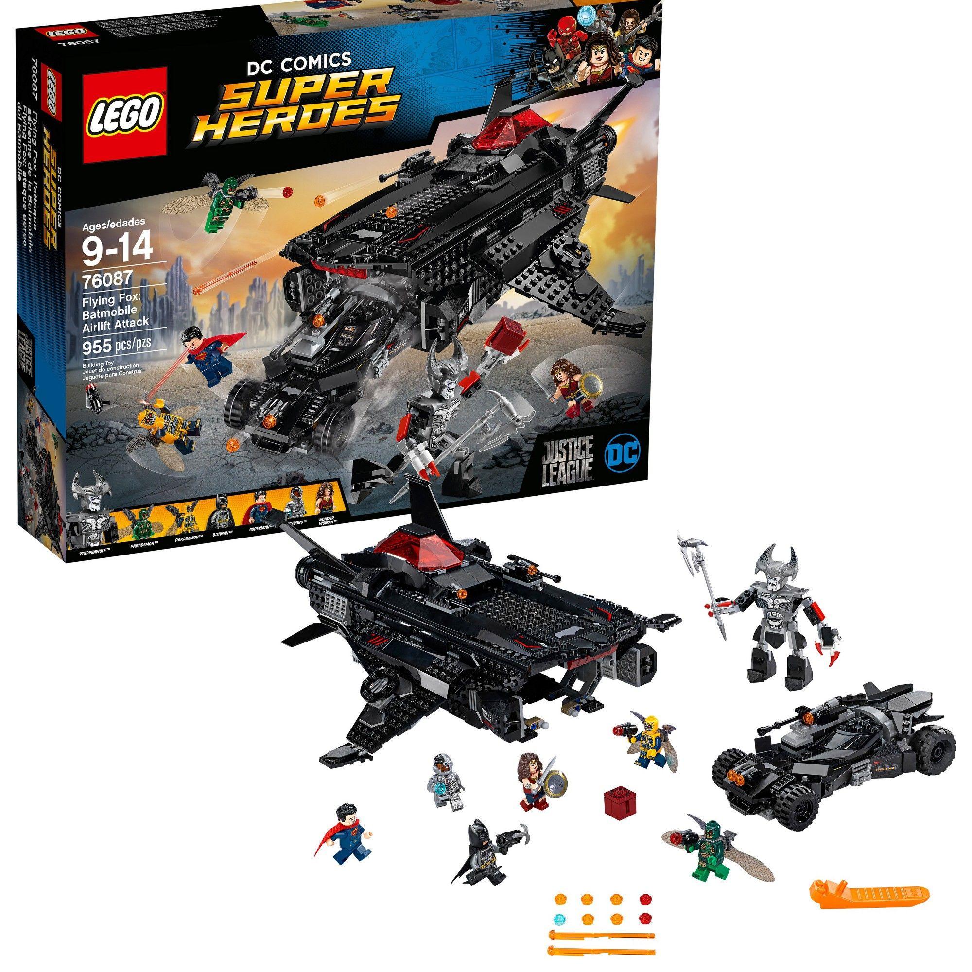 LEGO DC Super Heroes 76096 Superman /& Krypto Team-Up Neu /& OVP