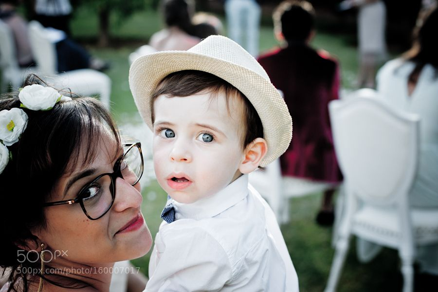 Holding your baby by adil-youri