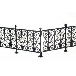Image result for dollhouse metal widows walk, Superior