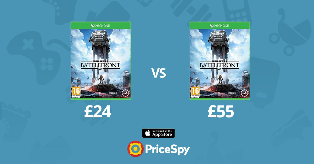 Star Wars Battlefront (Xbox One) (Xbox One Games) Xbox