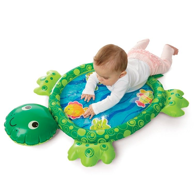 Sea Turtle Deluxe Fill N Fun Water Play Mat Educational Toys Planet Baby Toddler Toys Toddler Toys Toy Turtles