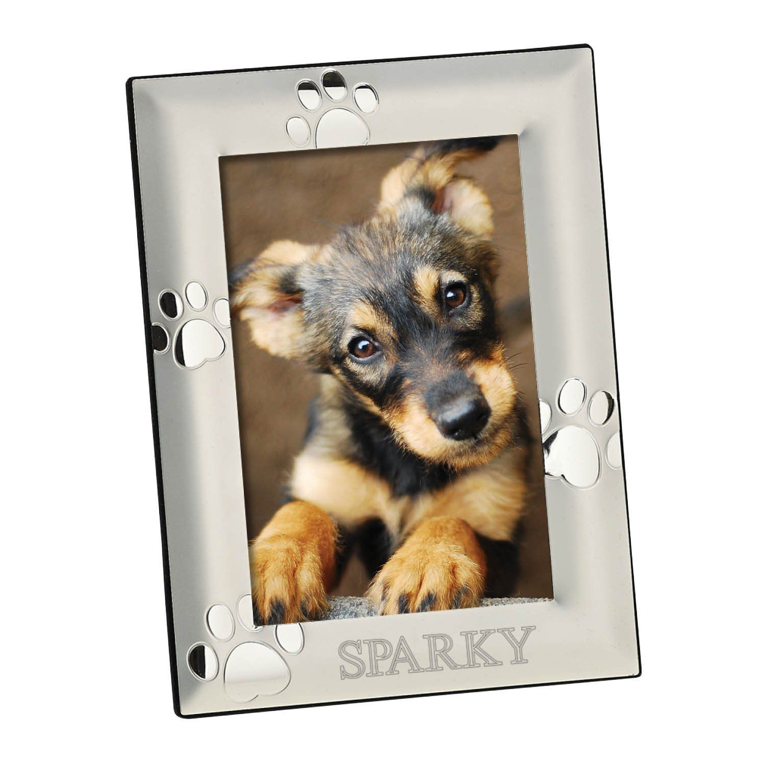 5 X 7 Verticle Dog Picture Frames