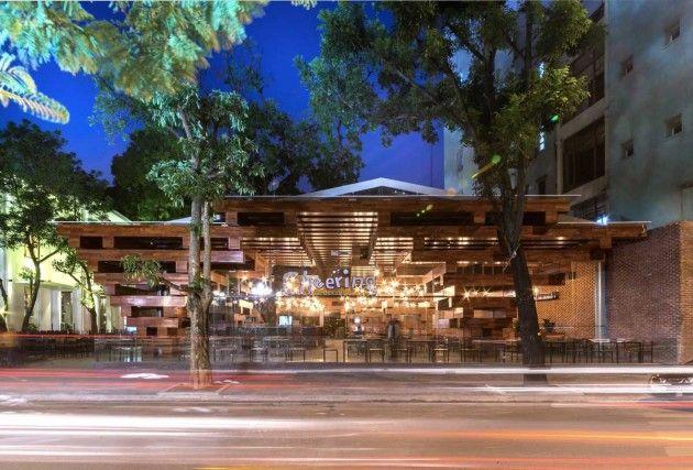 Architecture Design Restaurant