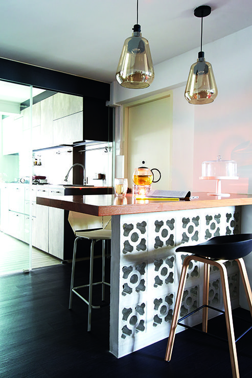 Minimalistic HDB apartment with furniture bought online | Home ...