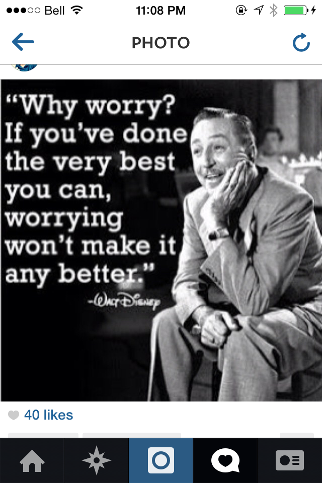 Good Quote From Walt Disney Emotional Wellness Vision Board For
