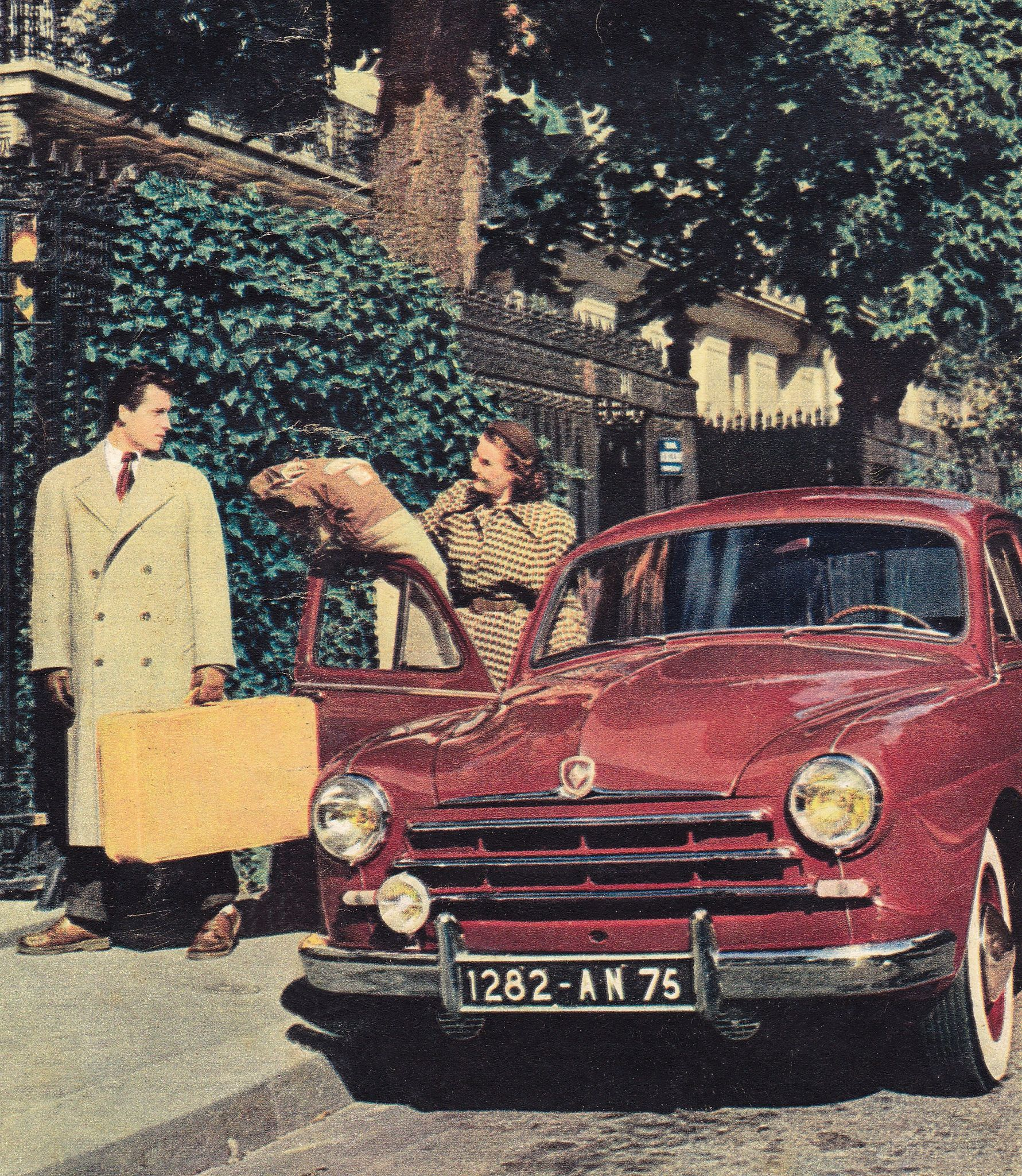 Renault fr gate vintage bikesvintage carsfrenchclassic carshtml