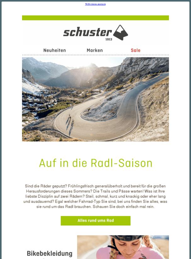 Mountainbike Rennrad Stadt Alles für`s Rad
