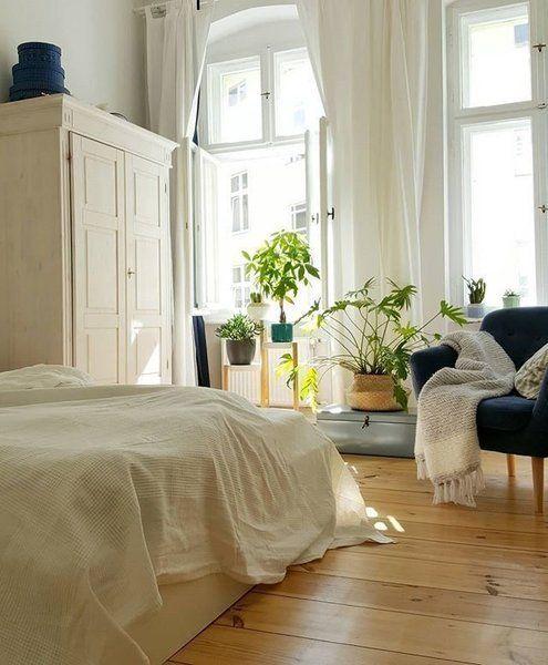 willkommen fr hling die sch nsten wohn und dekoideen aus dem april altbau schlafzimmer. Black Bedroom Furniture Sets. Home Design Ideas