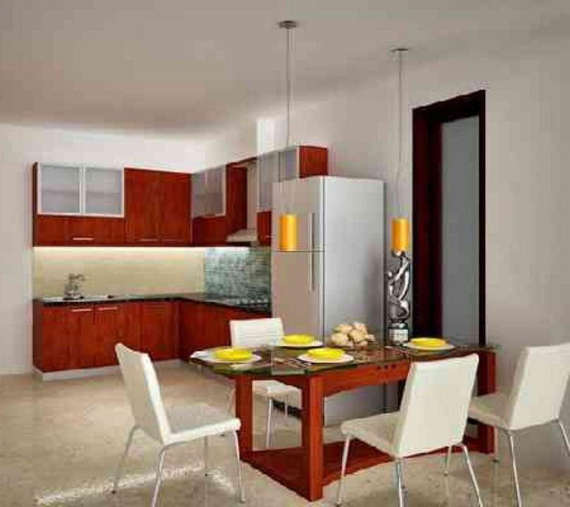 Inilah Desain Dapur Dan Ruang Makan Terbuka Terbaru Saat Ini Rumah Lebih