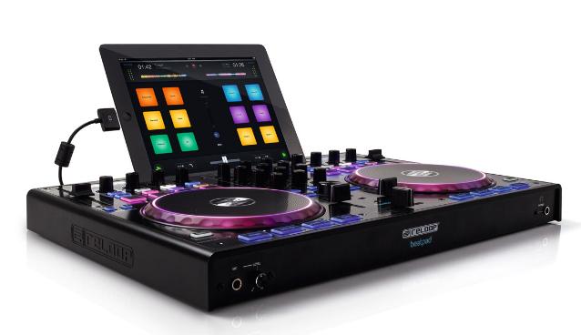Reloop Beatpad Dj Controller Untuk Pengguna Ios Dj Ios Elektronik