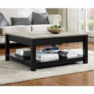 coffee table for living room. Shop for Ameriwood Home Carver Coffee Table  Get free shipping at Overstock com