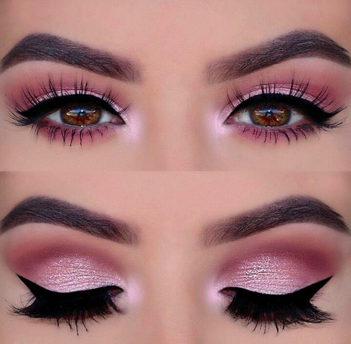 Pin by Saray Coronado on Maquillaje | Pinterest | Makeup, Eye and ...