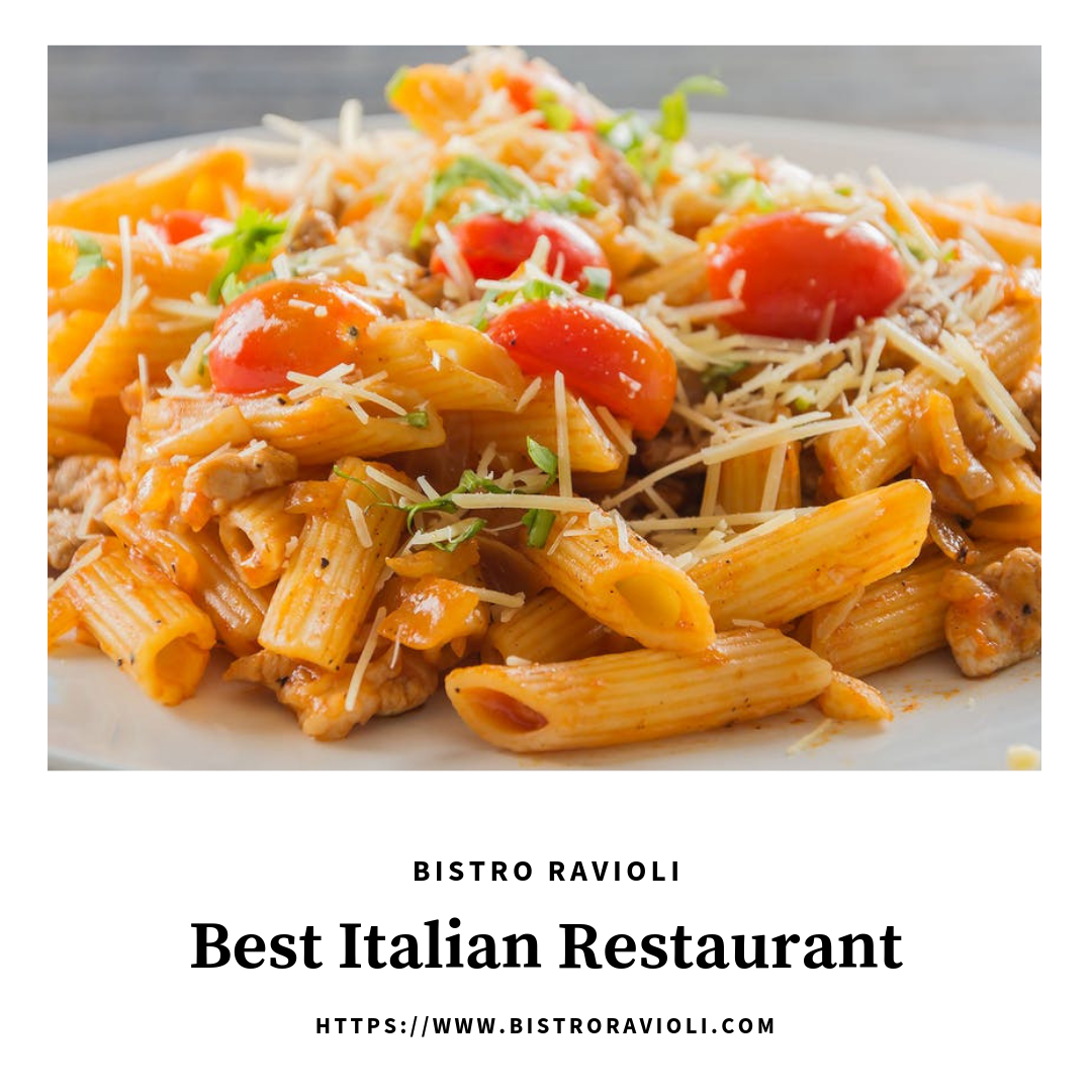 Where to Eat Best Pasta in UP Town Center? Bistro Ravioli