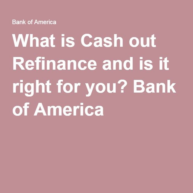 Cash-out refinance vs. home equity line of credit | Cash ...