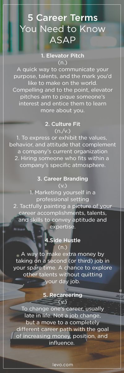Whatu0027s a Side Hustle? And 5 Other Terms You Need to Know ASAP - whats a good resume