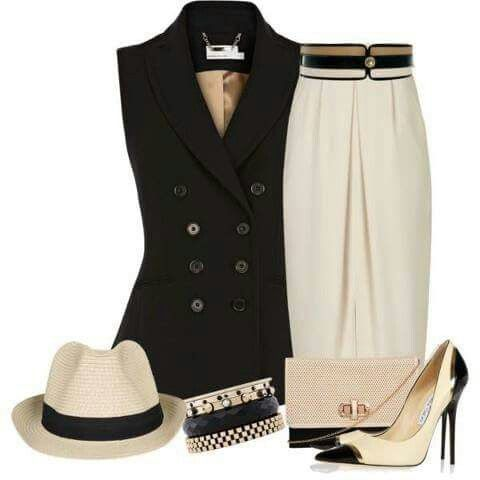 #Blk & White