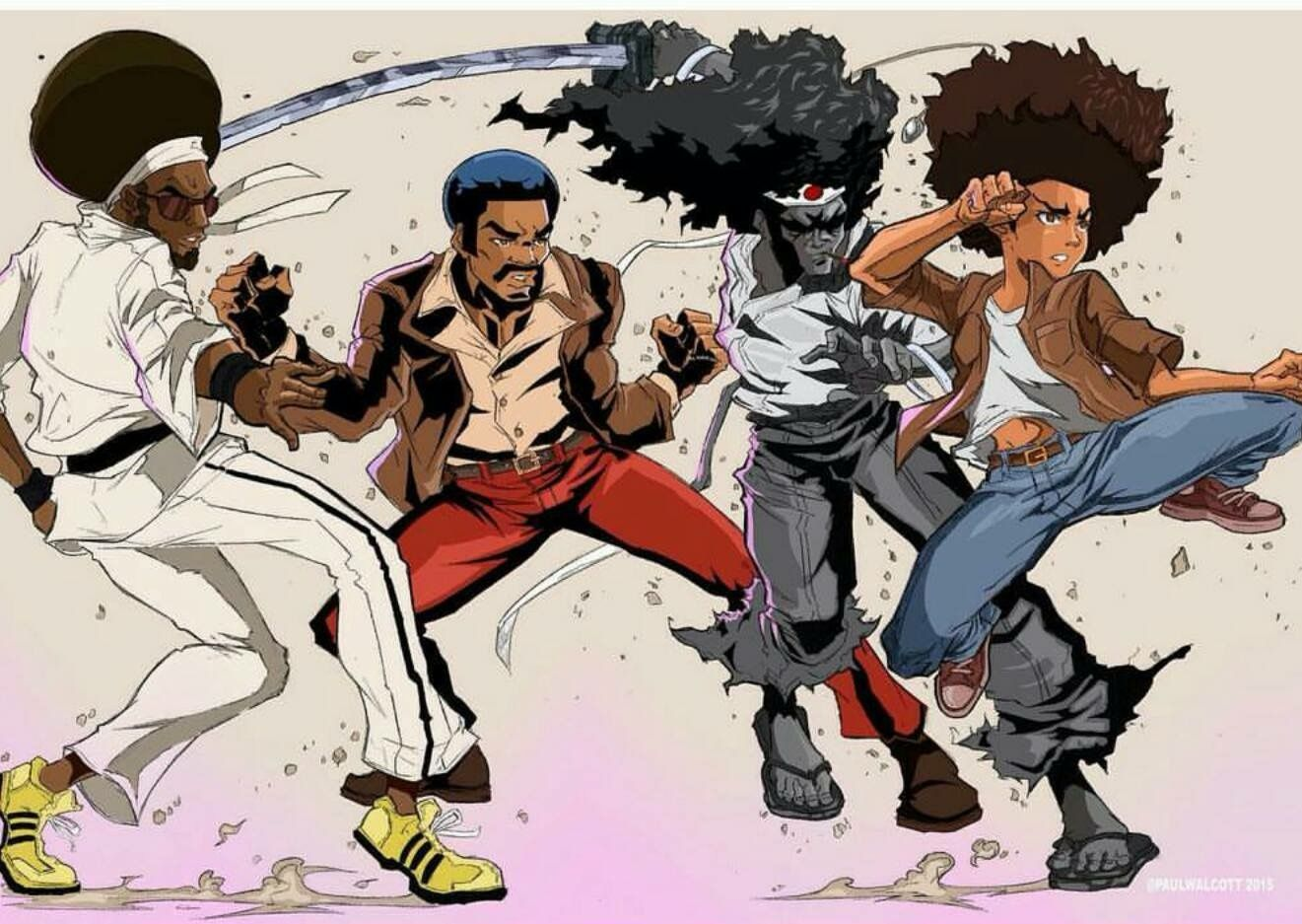 Pin By Cali Cal On Black Art Black Anime Characters Black