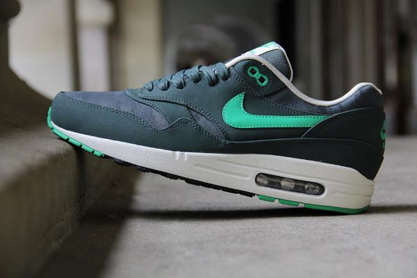 7f36d4d1af Nike Air Max 1 Premium Camo Vintage Green | These shoes are made for ...