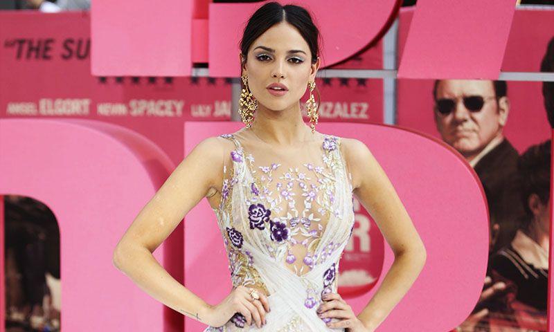 Como cuento de hadas! El vestido de Eiza González del que todos ...