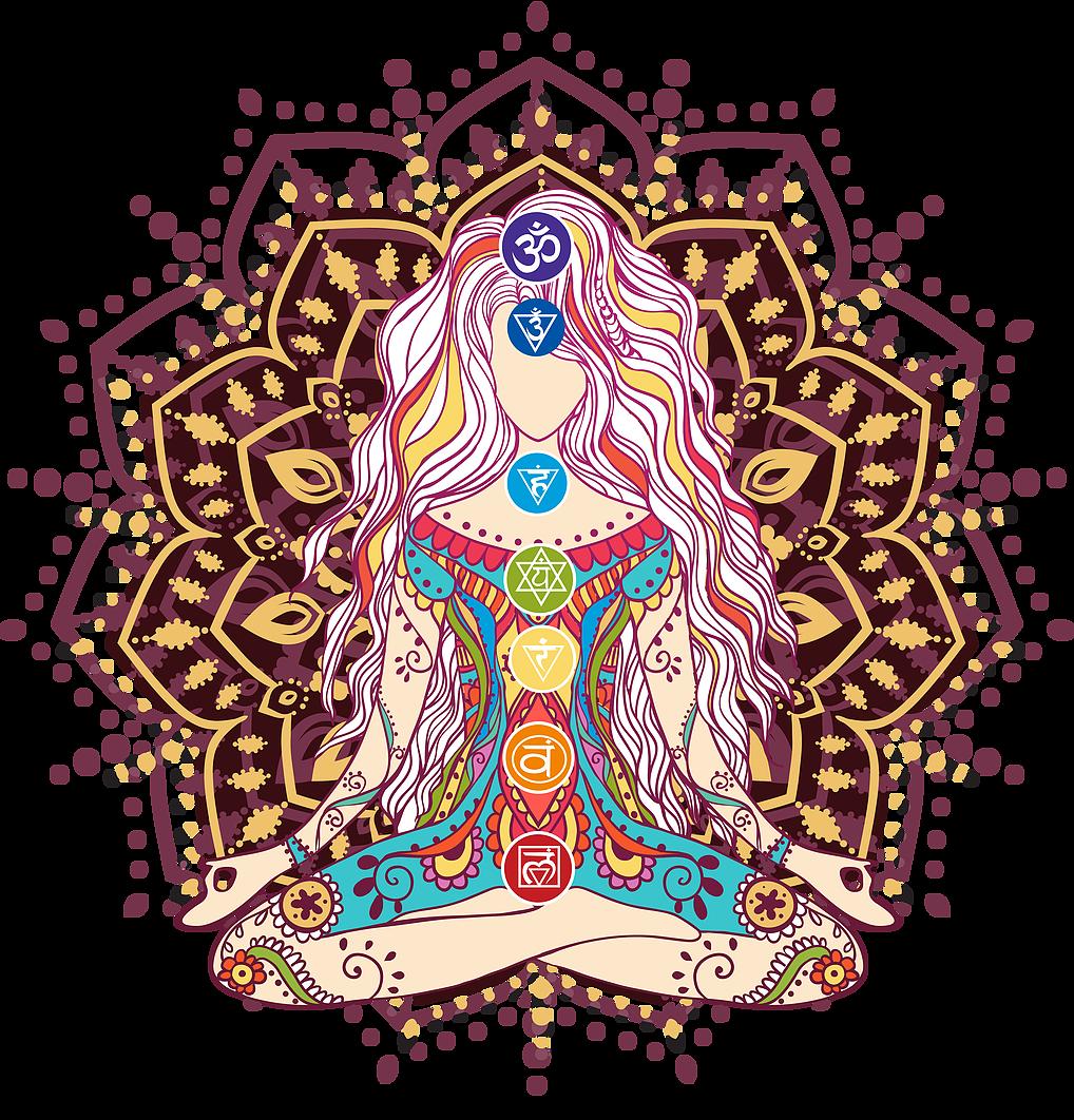 Women Girl Goddess Swag Clothing Clothes Chakras Mandala Meditation Yoga Lotus P Women Girl Goddess Swag Clothi In 2020 Mandala Meditation Third Eye Art Chakra Art