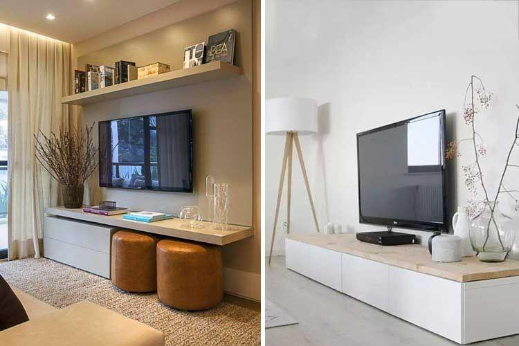 Sistemas de televisi n suspendida en la decoraci n de interiores decofilia blog decoraci n - Blog de decoracion de interiores ...