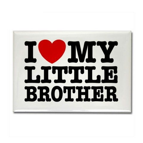I Love My Siblings Quotes | ... Confession: it hurts me watch my little brothers sick Quotes Brother, I Love My Brother ... - Business Quotes