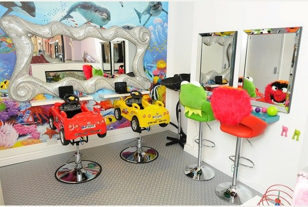 Derby mum is inspired by daughter's idea to open Rascals Kids Hair Salon  for children