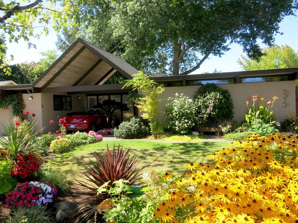 Attraktiv Ende Des Sommers, Moderne Häuser, Moderne Architektur, Haus Touren, Oregon,  Blumen, Tourer, Veranstaltungen, Mitte Des Jahrhunderts