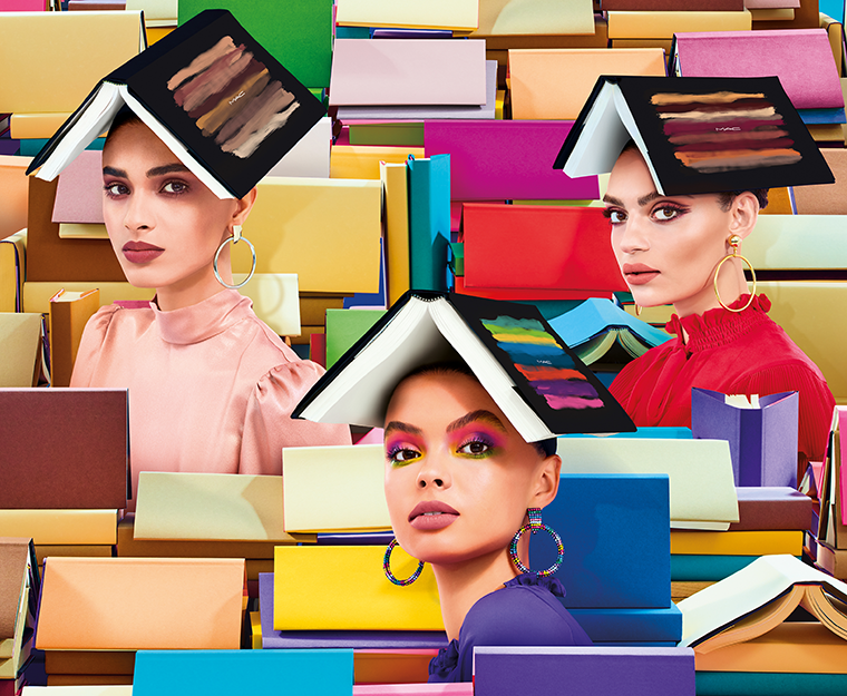 MAC Art Library Collection for Spring 2019 Makeup