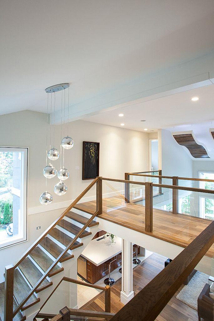 Aryze Homes Interiors   Custom Home Builder Victoria BC   Stairway ...