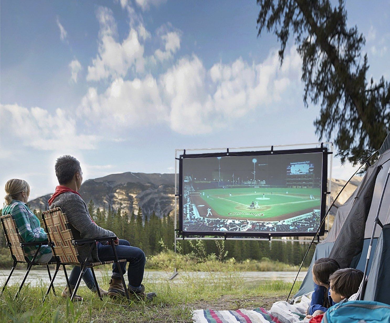 Outdoor Big Screen