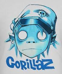 gorillaz 2d