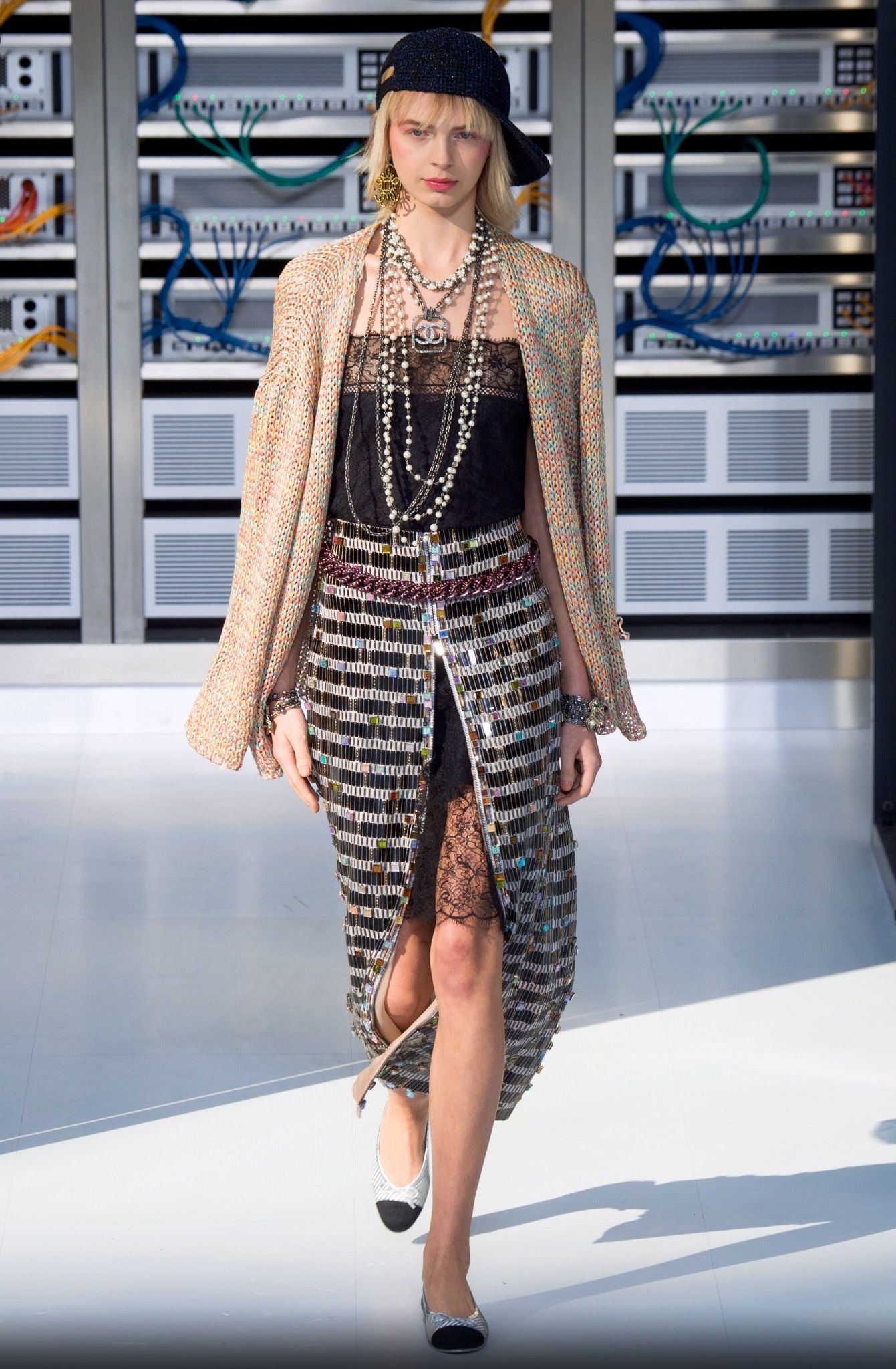 Chanel - Spring 2017. Ready to wear collection.