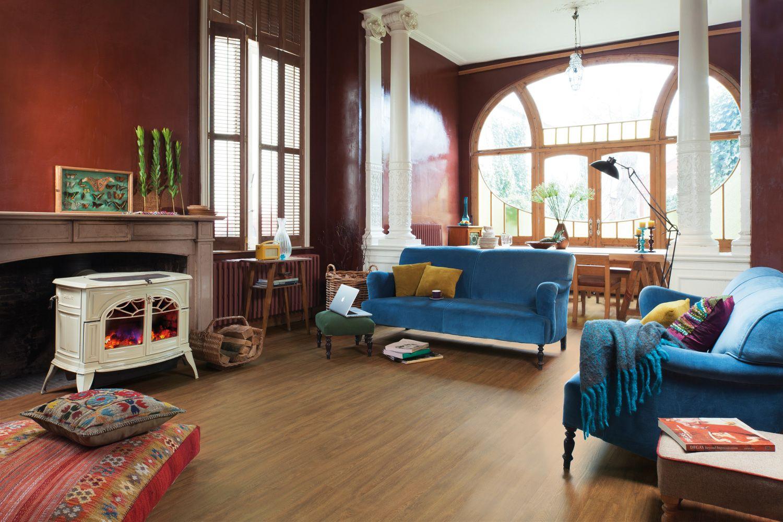 Module Montreal Oak 24825 traditional living room Wall
