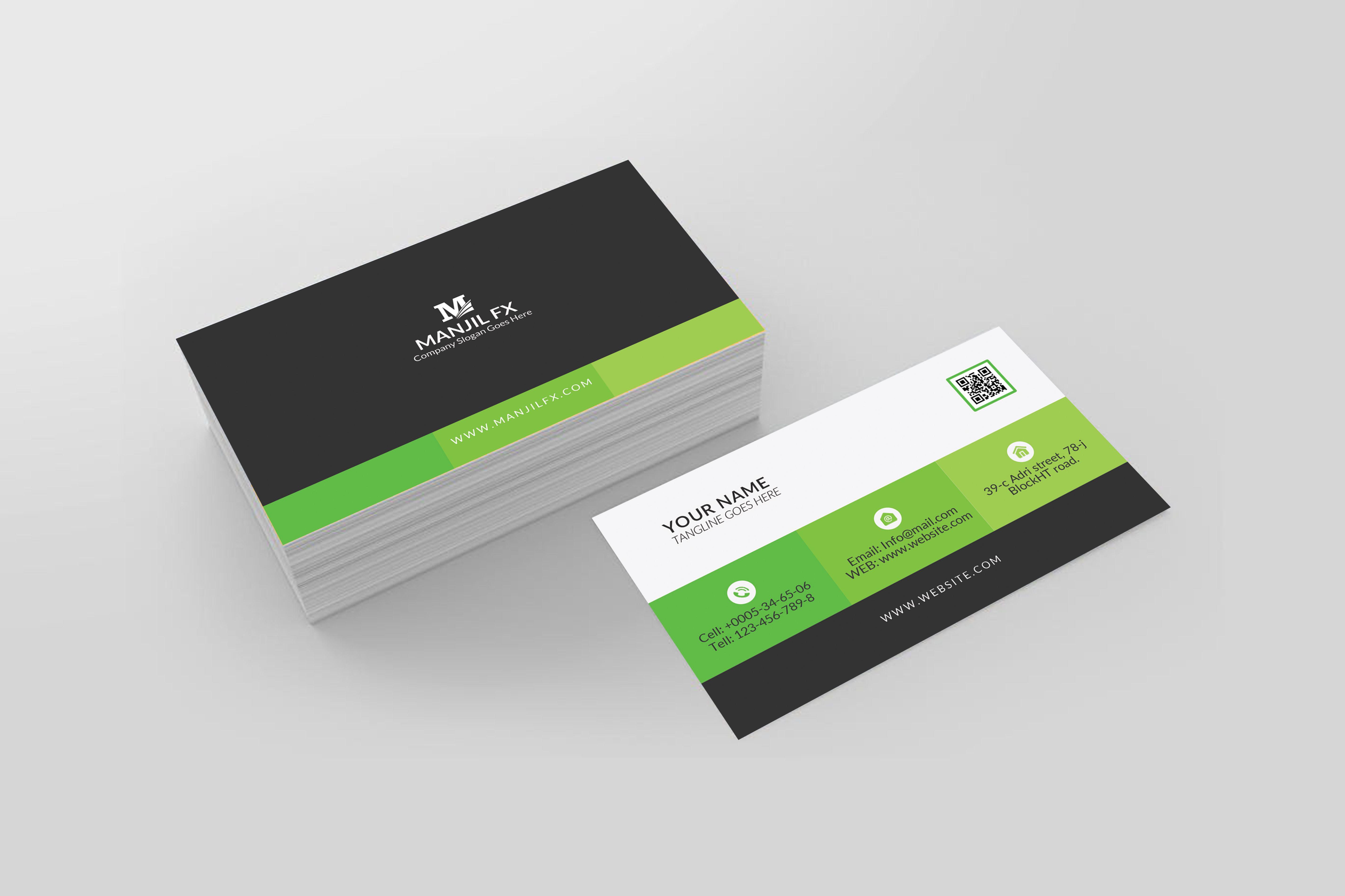 Do design amazing business cards, postcards, letterhead   Business ...
