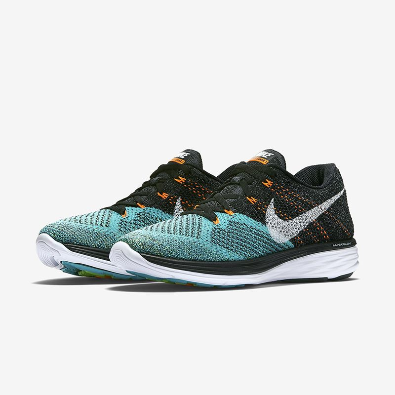 3617586169f6 NIKE FLYKNIT LUNAR 3 M moon weave breathable lightweight running shoes  698181-007-008