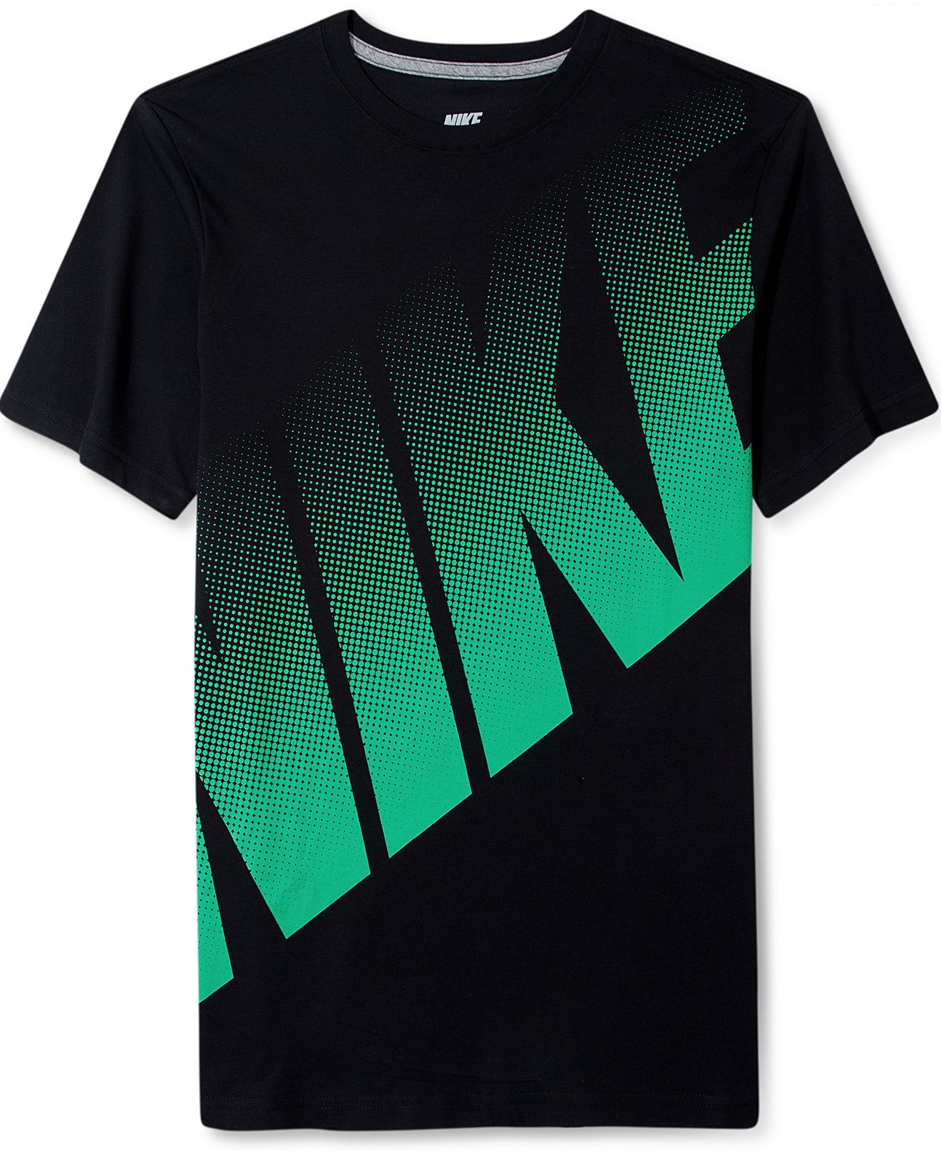 c01f34d62e Nike Shirt, Big Dot Logo T-Shirt - T-Shirts - Men - Macy's | NIKE <3 ...