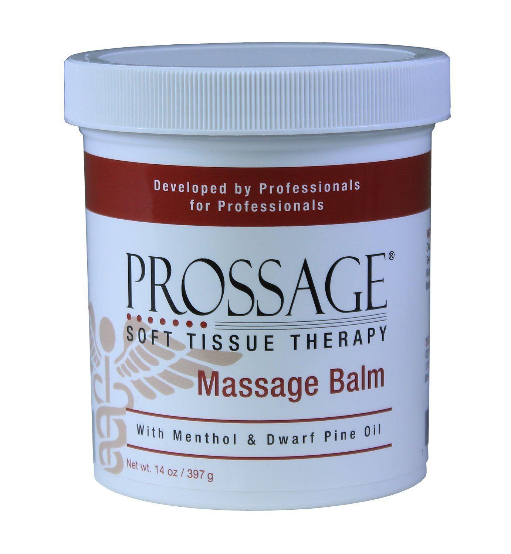 Prossage Heat Warming Relief Massage Balm For Deep Tissue Massage