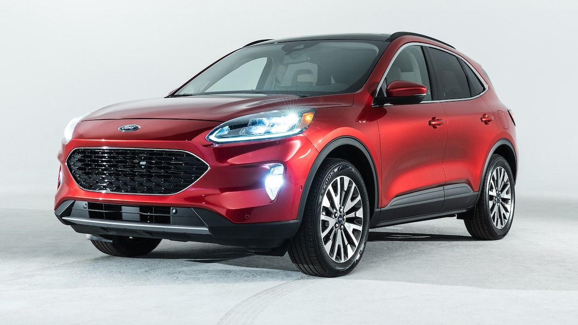 2020 Ford Escape First Look City Slicker Ford Escape Ford Ford Suv