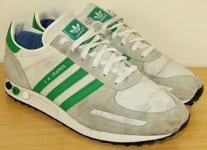 1980s a Adidas L Trainer Sneakers Pinterest Back Throw 767BpH
