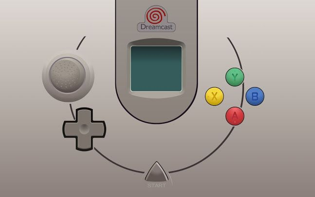 Dreamcast Controller Wallpaper Buscar Con Google Wallpaper Para Pc