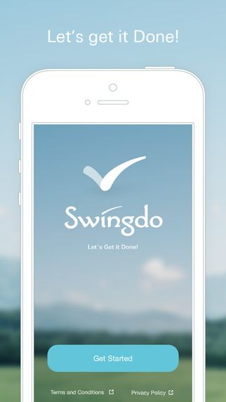 Get it done with Swingdo!
