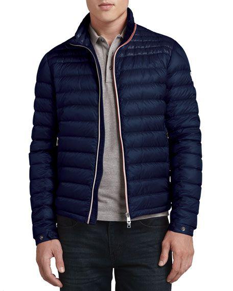 5c151e413 Moncler - Daniel Lightweight Puffer Jacket