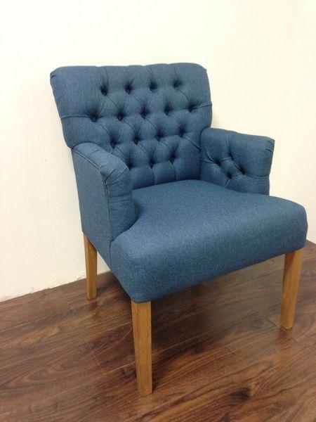 stuhl armlehnstuhl polsterstuhl chesterfield von m bel und. Black Bedroom Furniture Sets. Home Design Ideas