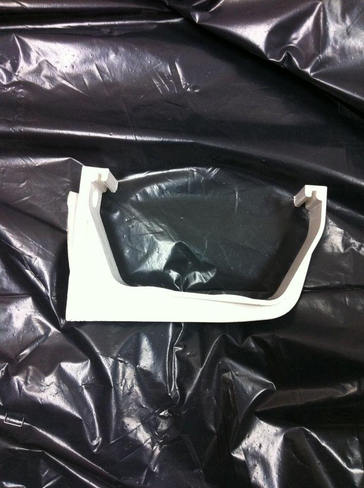 Gsw Euramax T0419 White Eavestrough Hook Gutter Parts Amerimax Tuffflo Household Gutter Household Gsw