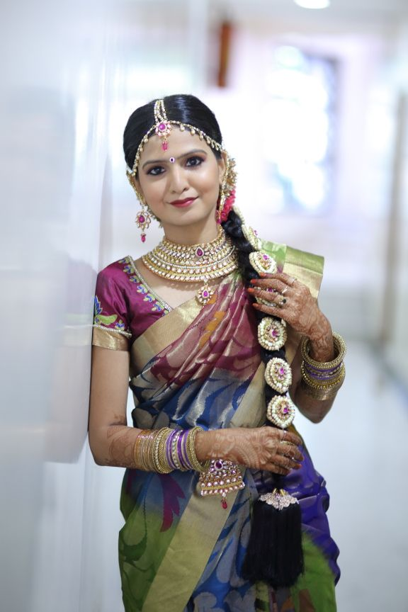Goutham Nithya Real Wedding Ezwed South Indian Website