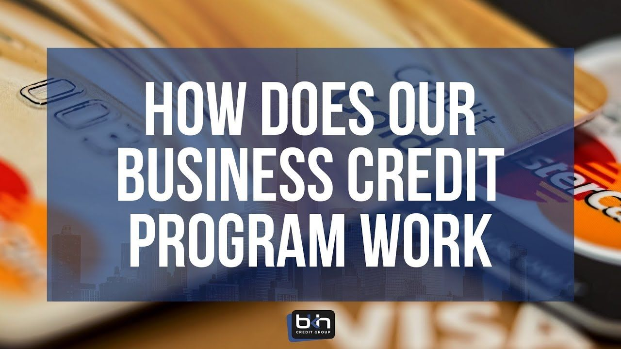 How Does Our Business Credit Program Work Business Financial Literacy Credits