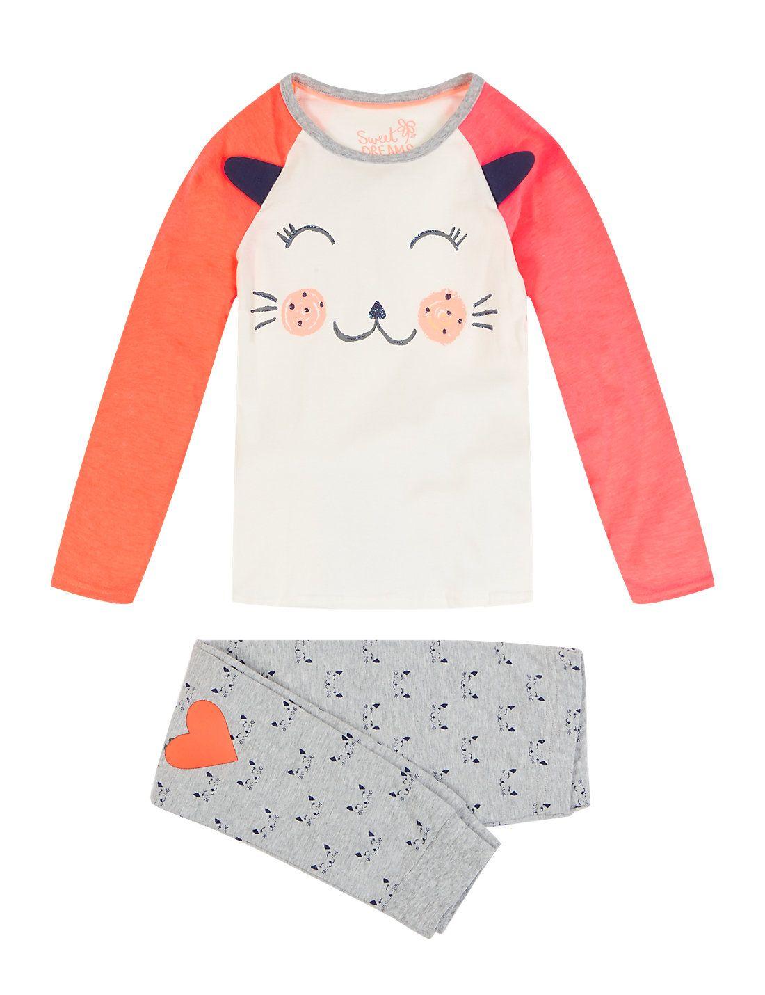 Pure Cotton Stay Soft Pyjamas (1-8 Years) | cocuk | Pinterest