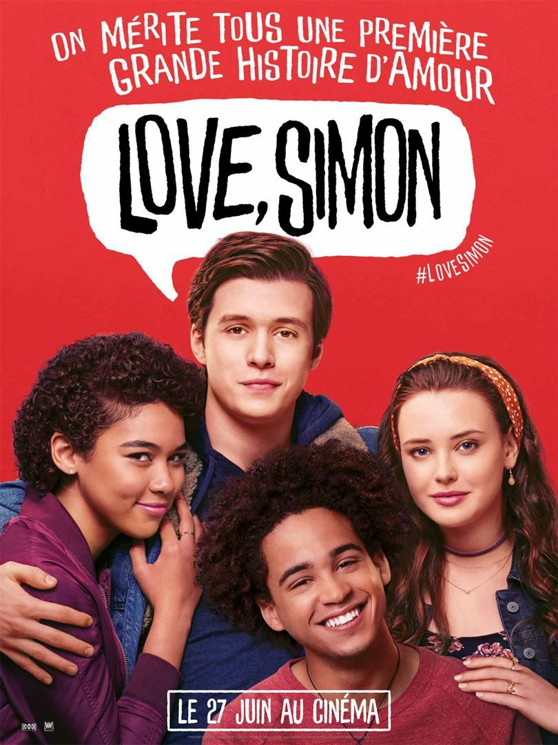 Love Simon Love Simon In 2018 Film Film Gratuit Films Complets